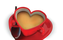 Coffee Love For Your Design