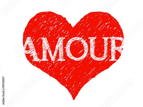 Coeur Amour Comprar Esta Ilustración De Stock Y Explorar
