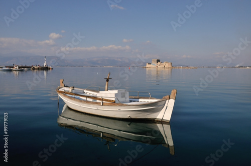 Valokuvatapetti Nafplion, beautiful town in the Peloponnese, Greece