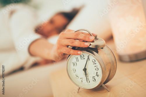 Obraz Waking Up - fototapety do salonu