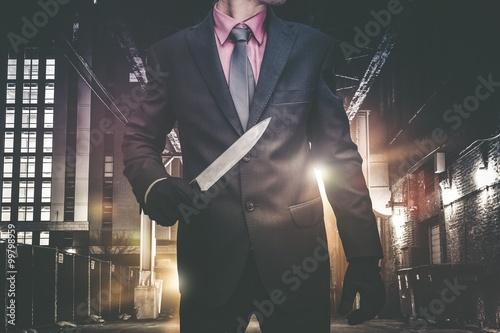 Photo  Psychopathic Urban Killer