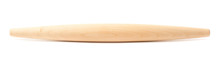Wooden Rolling-pin Isolated