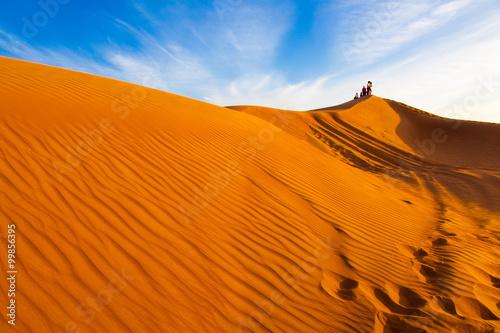 Fotografering  Oman - Wahiba Sands