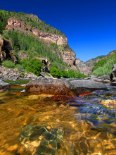 Colorado River In Glenwood Can...