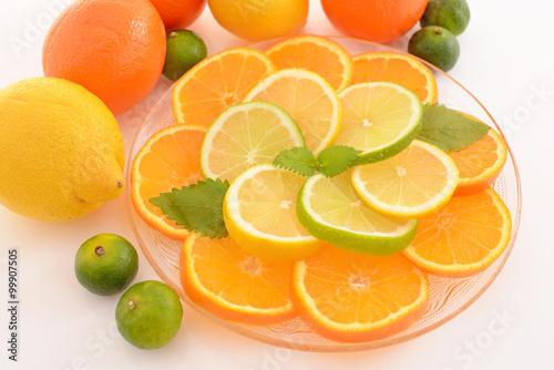Fotografie, Obraz  新鮮な果物