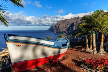 Los Gigantes, Puerto de Santiago, Tenerife