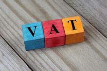 VAT Text (Value Added Tax) On ...