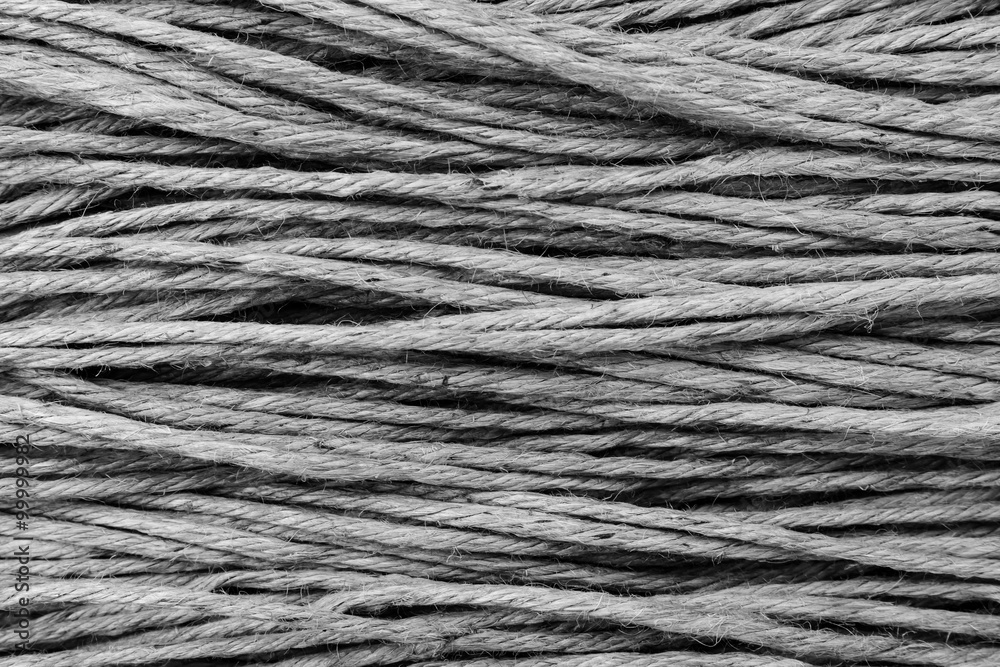 Fototapeta rope texture background