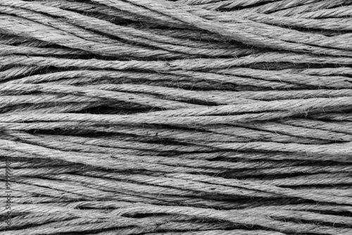 Fotografia, Obraz rope texture background