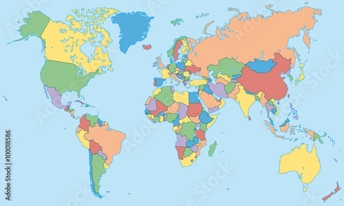 mapa-swiata-poszczegolne-kraje-w-kolorze