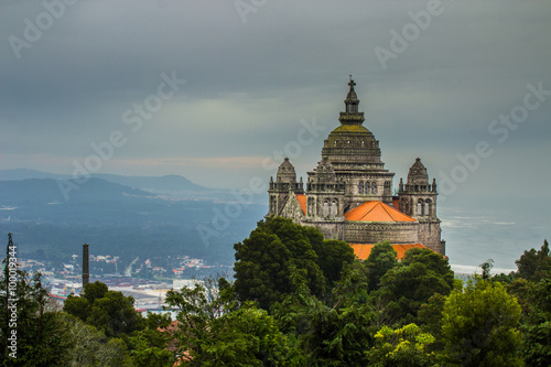 Fotografie, Obraz  Santa Luzia, Viana do Castelo