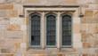 Tree windows in Neo-Gothic