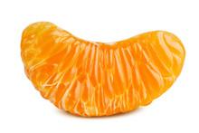 Delicious Slice Of Ripe Tangerine