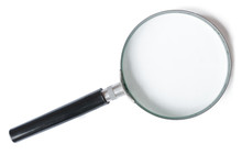 Magnifier Or Magnifying Glass ...