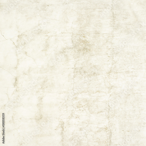 Vintage Off White Parchment Paper Textured Background