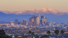 Classical View Of Los Angeles ...