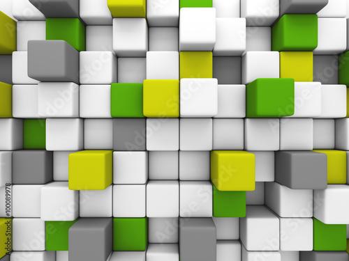 kolorowe-blyszczace-kostki-bloki-scienne-tlo