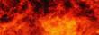 Leinwandbild Motiv fire background