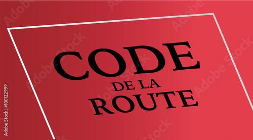 Foto  code de la route