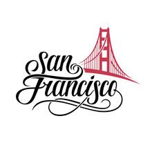 San Francisco Lettering