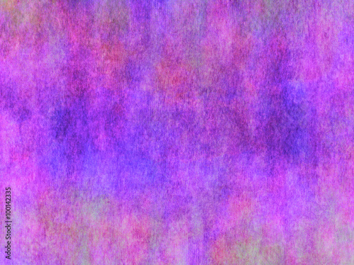 Pink Blue Purple Watercolor Paper Texture Background Plakat