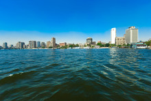 River Nile Of Cairo