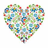 ludowe serce z Kaszub - 100160120