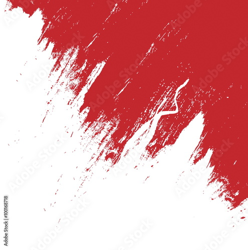 Red Brush Stroke Isolated On White Background And Texture Illustration Design Element Buy This Stock Illustration And Explore Similar Illustrations At Adobe Stock Adobe Stock