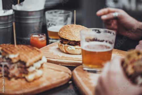 Photo  Pub Food