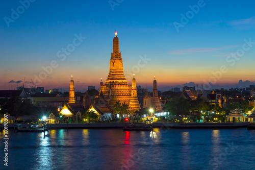 Photo Stands Bangkok Thailand