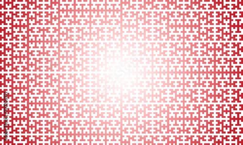 Fotografie, Obraz  Labirinto rosso