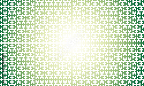 Fotografie, Obraz  Labirinto verde
