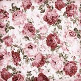 Różany tkaniny tło, rocznika koloru skutek - 100218545
