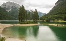 Lago Del Predil, Predil Lake, Italy