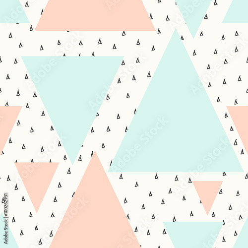 Fototapeta premium Abstract Geometric Pattern