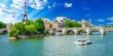Fototapeta Fototapety Paryż - Paris, France