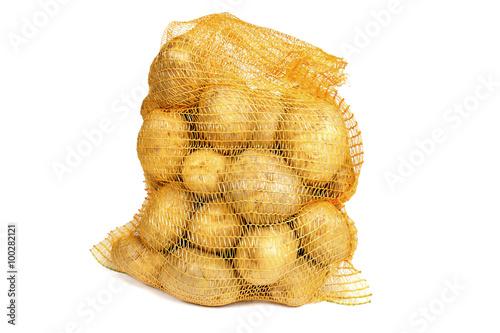 Kartoffeln im Sack, Sorte Melody