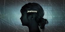 Woman Facing Jealousy