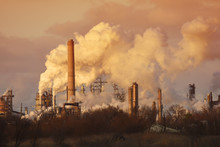 Air Pollution From Smoke Stacks
