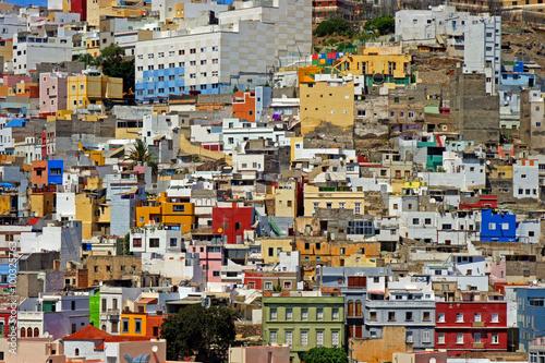 Siedlung in Las Palmas