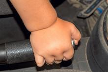Child And Handbrake