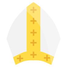 Papal Tiara, Hat