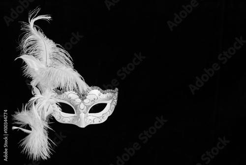 Fotografie, Obraz  Karnevalové masky