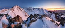 Slovakia Mountain Lanscape Pan...
