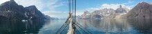 Sailing Greenland, The Land Of...