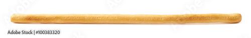 Tuinposter Kruiderij Single bread stick isolated