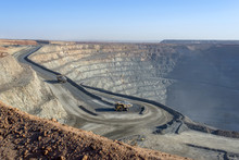 Open Pit Mine 01