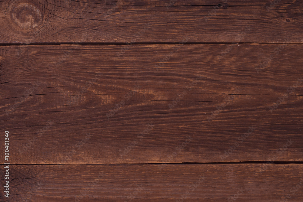 wood desk plank to use as background or texture - obrazy, fototapety, plakaty