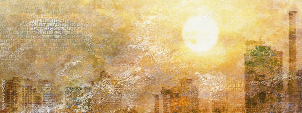 Impression City Sun