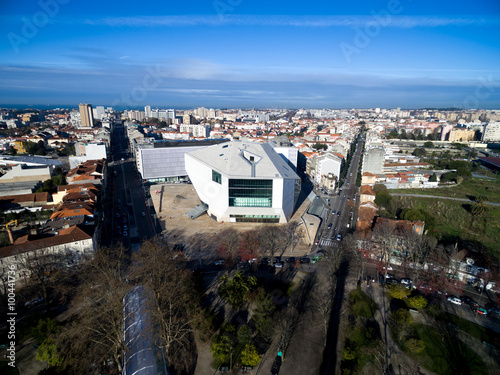 Photo  House of Music, Porto, Portugal